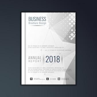 Stilvolle business broschüre design