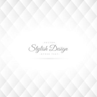 Stilvolle geometrische rautenform hintergrund