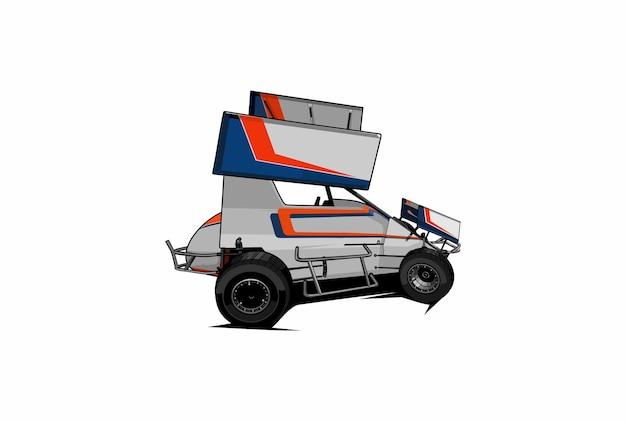 Stock-car-rennwagen