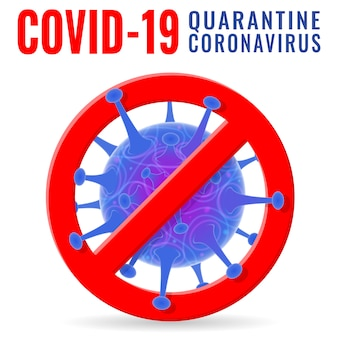 Stoppen sie das 2019-ncov covid-19 coronavirus