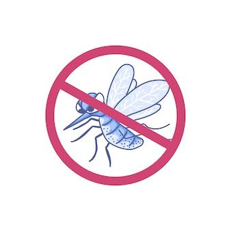 Stoppen sie die mücke