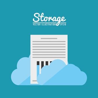Storage center design