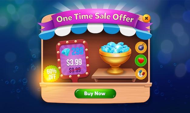 Store, shop und inn app menü edelstein