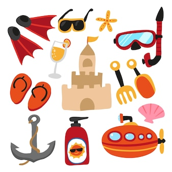 Strand spielzeug design