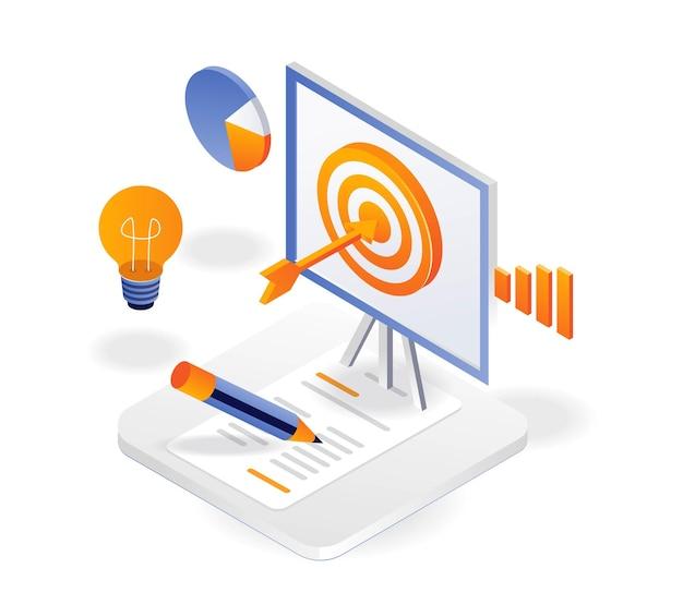 Strategiemanagement und business-training