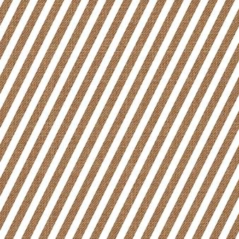 Streifenmuster auf textil, abstrakter geometrischer hintergrund. kreative und luxuriöse illustration