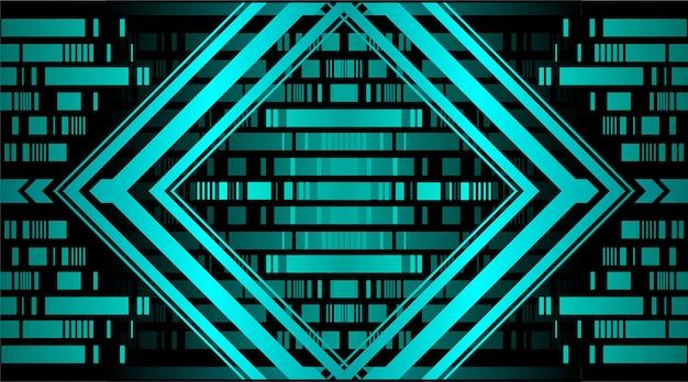 Strichcode licht abstrakte pixel technologie hintergrund