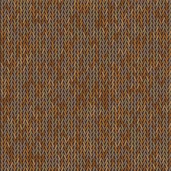 Strick textur rot melange farbe.