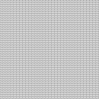 Strickmuster. nahtlose weiße pullover- oder schalbeschaffenheit, handgemachte wollteppichbeschaffenheit des cartoons