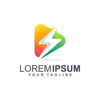 Strom logo spielen
