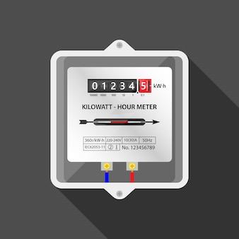 Stromzähler power meter abbildung