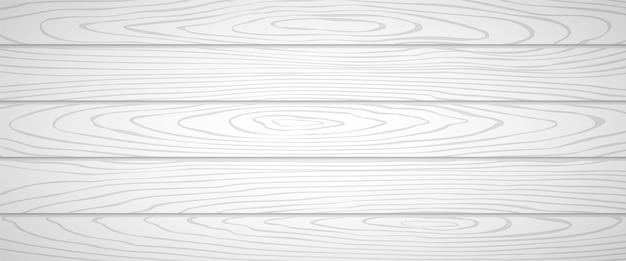 Strukturierter hintergrund der weißen gezierten hölzernen planke.