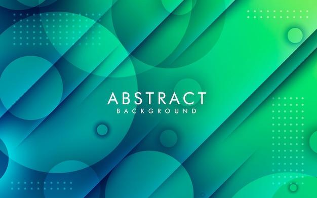 Strukturierter hintergrund des abstrakten kreises