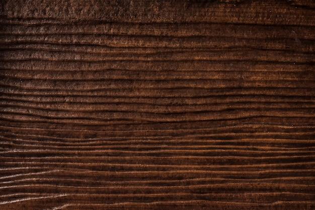 Strukturierter hintergrund des hölzernen bodenbelags browns