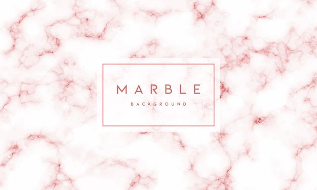 Strukturierter hintergrundvektor des rosa marmors
