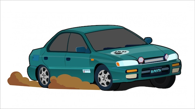 Subaru jimmy james vetch