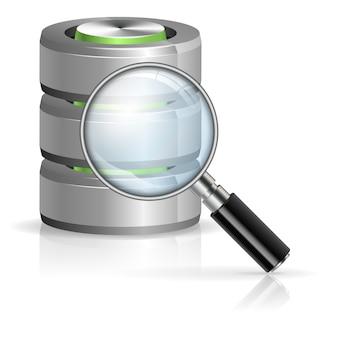 Suche im datenbankkonzept