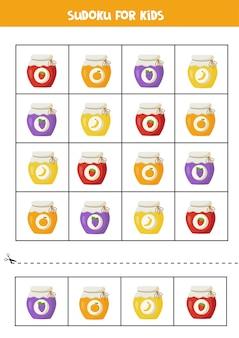 Sudoku für kinder.
