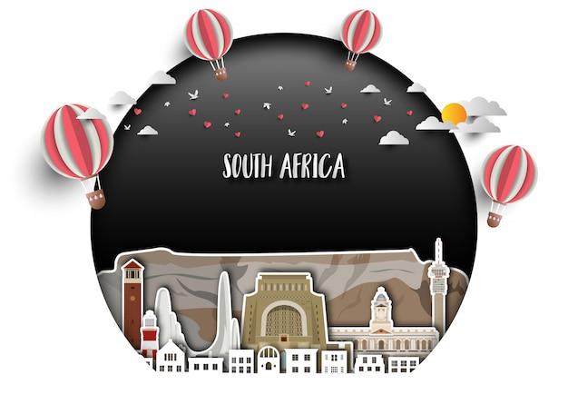 Südafrika hintergrund