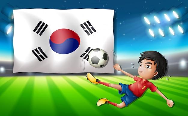 Südkorea fußballspieler