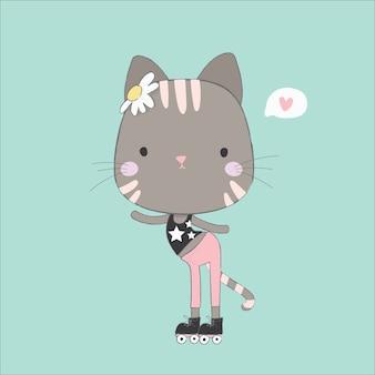 Süße katze