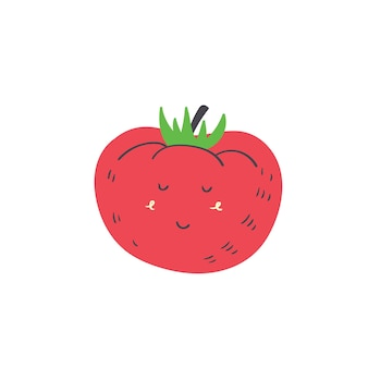 Süßes tomatengemüse