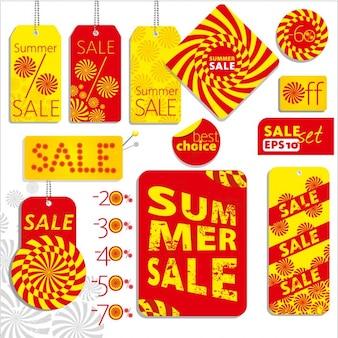 Summer sale set
