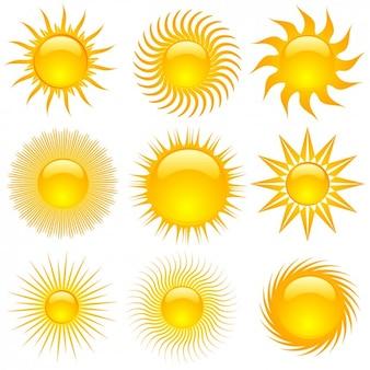 Summer sun kollektion