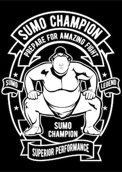 Sumo-champion