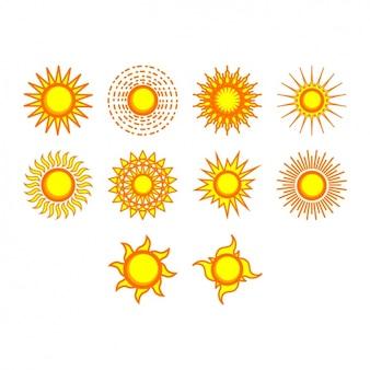 Sun-ikonen-sammlung
