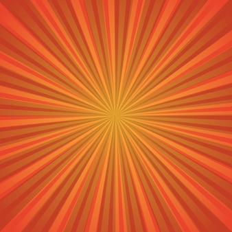 Sunburst-muster