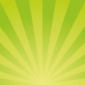 Sunburst-vektorweihnachtsmuster radiale streifen.