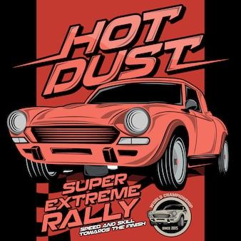 Super extreme rallye