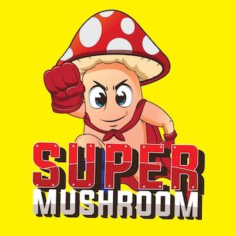Super-pilz