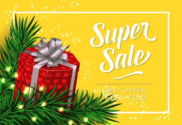 Super sale best angebot schriftzug