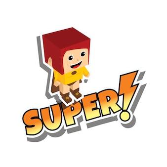 Superheldin mama