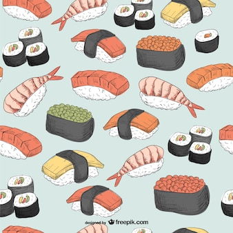Sushi muster