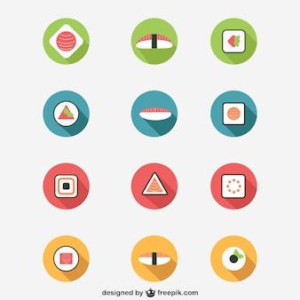 Sushi symbole