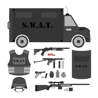 Swat eingestellt