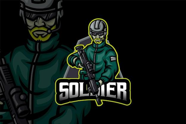 Swat - esport-logo-vorlage