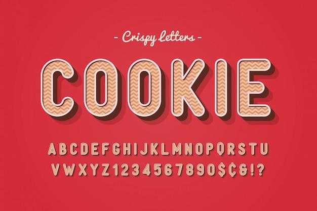 Sweet cookie schriftart