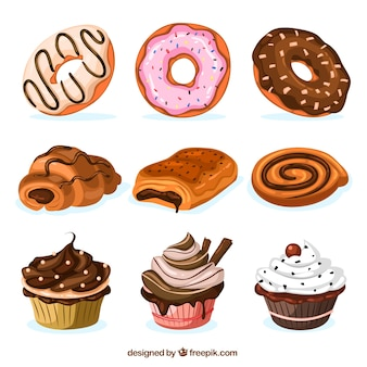 Sweets sammlung