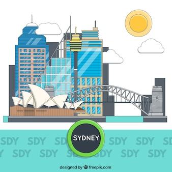 Sydney gebäude