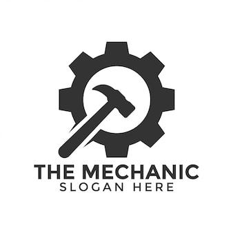 Symbol für mechaniker-werkzeuge