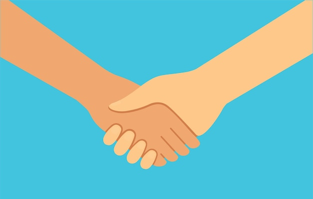 Symbol handshakebusiness handshake partnerschaft und vereinbarungssymbol