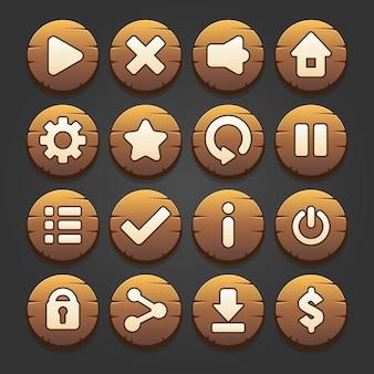 Symbole für das spiel eingestellt