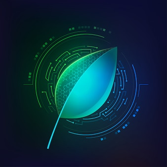 Synthetische biologie illustration