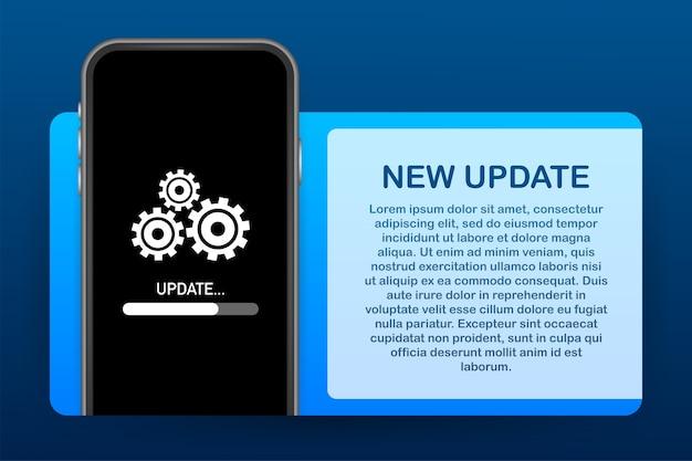 System-software-update abbildung