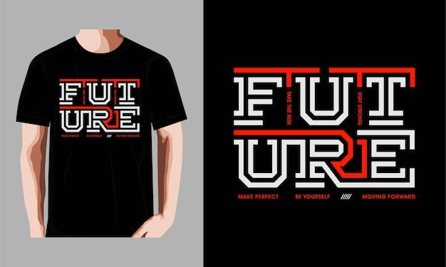 T-shirt design premium