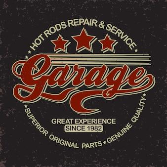 T-shirt druckdesign